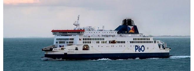 Why we choose P&O Ferries