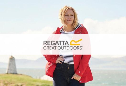 Spend €100 at Regatta for €10 Off