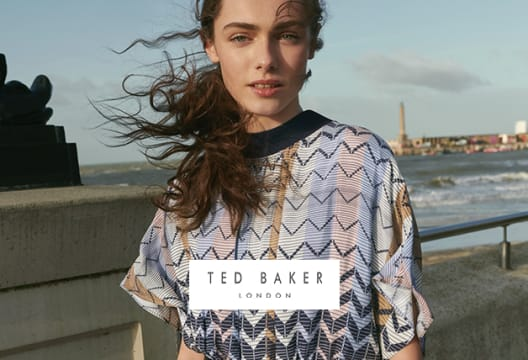 You Can Get up to 50% Off Men's Clothing in the Sale at Ted Baker