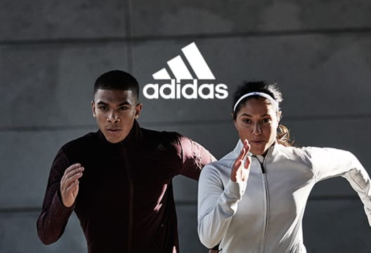 Go to Adidas and Get 30% Off Full-Priced and 15% Off Outlet