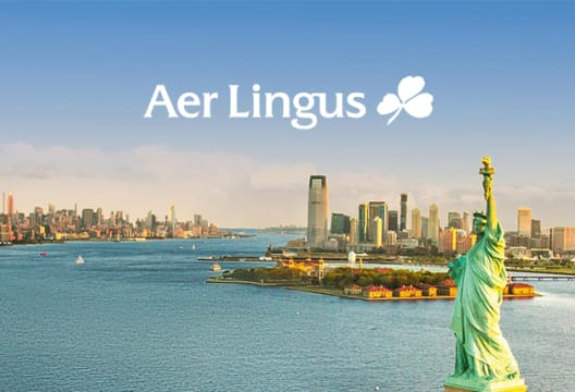 Save on Flight with Aer Lingus Book from €25.99