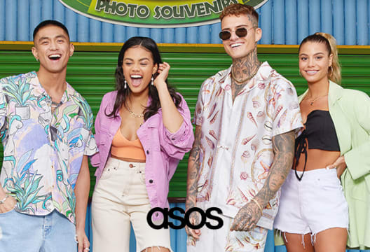 Enjoy 80% Off at ASOS in the Sale