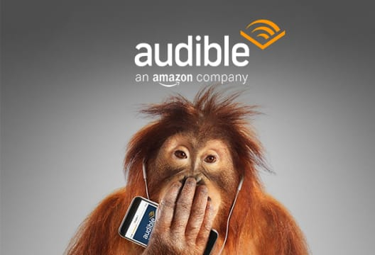 Listen to Audiobooks Free for 30 Days at Audible
