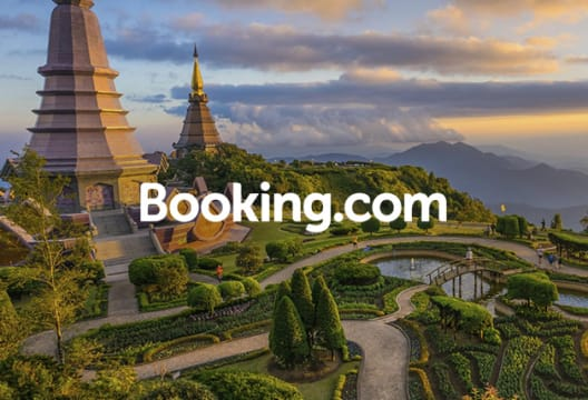Save 20% or More on Holidays in Early 2021 at Booking.com