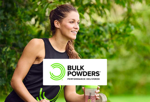 Shop and Save 50% on Orders in the Sale at Bulk Powders