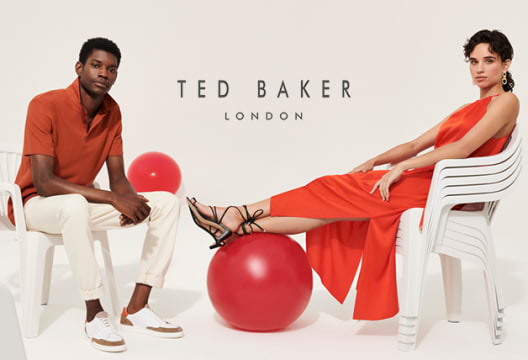 Get a Discount of 10% Off Seasonal Offers at Ted Baker