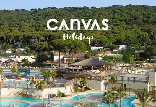 Save 30% on Selected 2021 Bookings at Canvas Holidays
