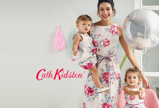 Take Advantage of up to 40% Discount on Home Comforts at Cath Kidston