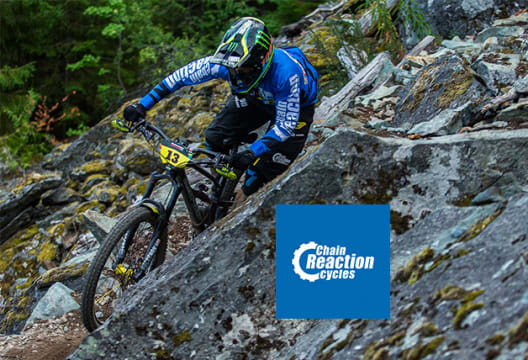 Get €10 Off When Spending Over €75 in the Clearance at Chain Reaction Cycles