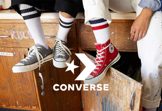 Shop the Converse Sale and Get up to 50% Off