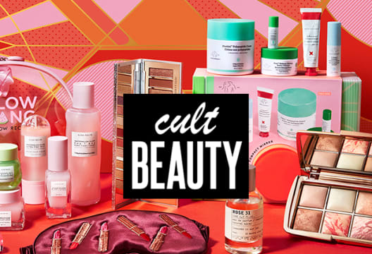 Visit Cult Beauty's Christmas Shop for Top Beauty Gifts