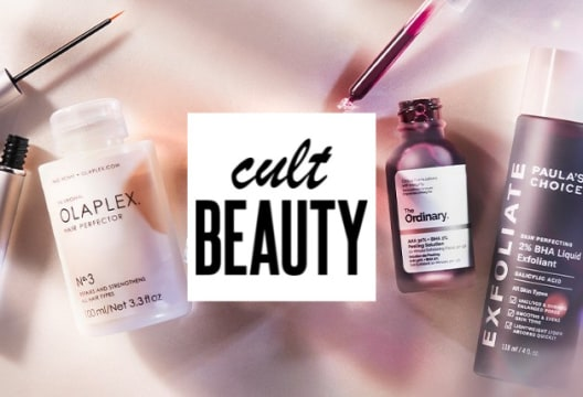 Discover Spectacular Beauty Gifts in the Christmas Shop + 15% Off Your First Order at Cult Beauty