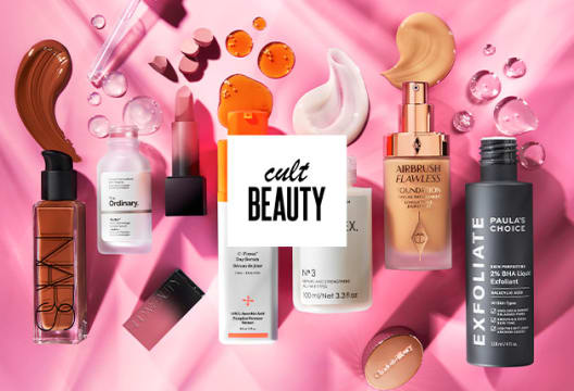 Save 15% on Cult Beauty Orders When You Fill Out Your Preferences