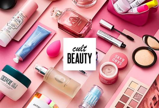 Shop the Cult Beauty Sale and Get up to 50% Off your Purchase