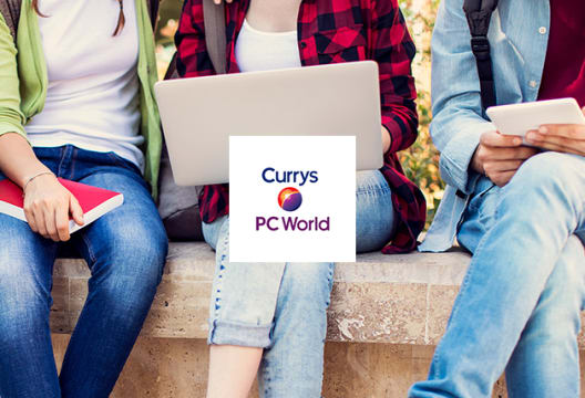 At Currys PC World Get Laptops from €249 + a €50 Giftcard & Free Apple Music and Arcade for 6 Months