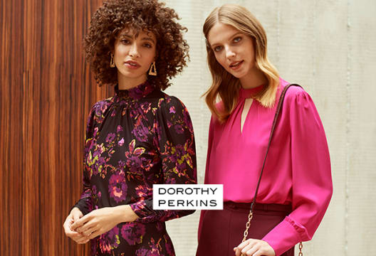 Go to Dorothy Perkins and Get 5% Off Purchases