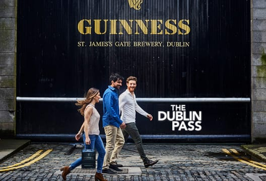 At Dublin Pass Get €6 Off Roe and Co Distillery Tour Bookings