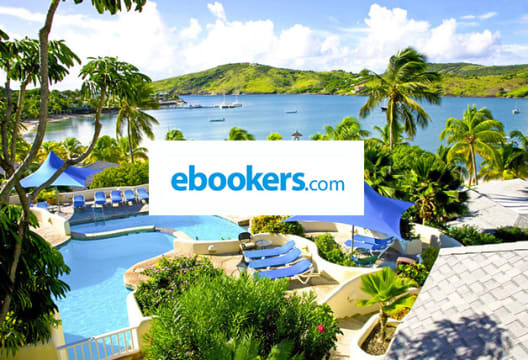 Book your Getaway with the ebookers.ie  App and Save up to 40% on your Booking