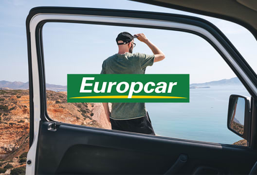 Get 15% Off Selected Car Rentals at Europcar