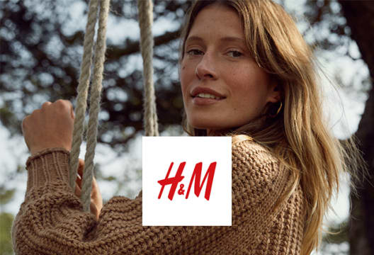 Shop at H&M with 25% Off with Newsletter Sign Ups