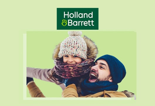 Visit Holland & Barrett and Save up to 50% on Products