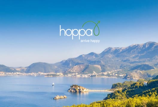 Sign-up for the Newsletter and Enjoy 5% Off Your Next Booking at Hoppa