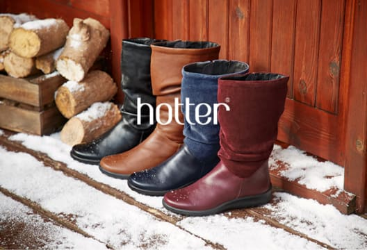 Get 20% Off Hotter Shoes Purchases
