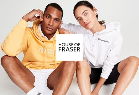 Members Can Get up to 50% Off Gifting at House of Fraser