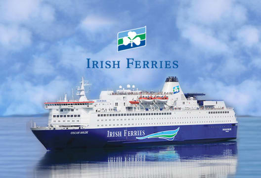 Become an Irish Ferries Frequent Traveller and Get 20% Off