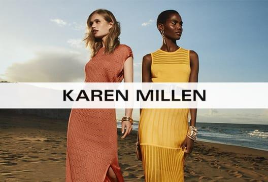 Get an Extra 15% Off Karen Millen Orders Plus Free Shipping