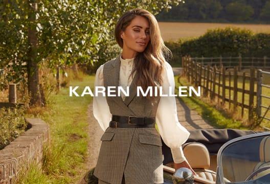 Shop Karen Millen for an Extra 15% Off + 20% Off Everything