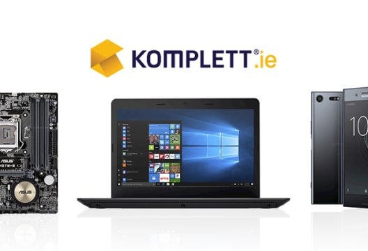 You Can Get  20% Off Desktop PC's at Komplett