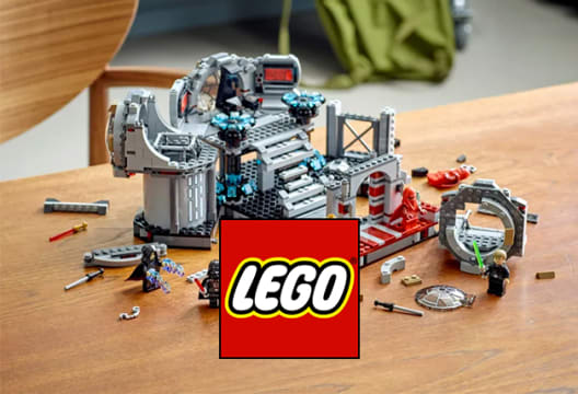Visit LEGO Company for Free Delivery When You Spend €55