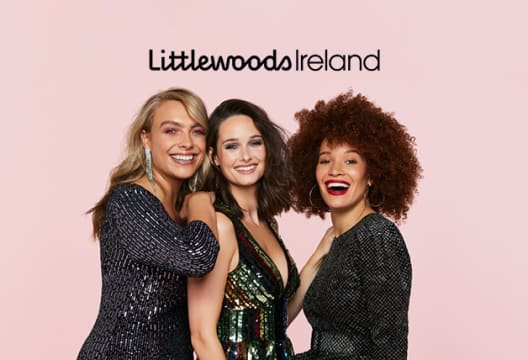 Shop the Littlewoods Ireland Sale and Get up to €300 Off Furniture, Homeware & More