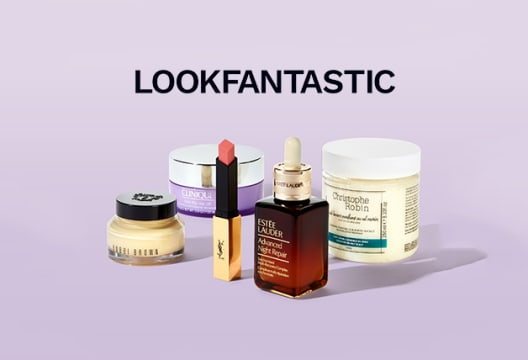 Discover 20% in the LOOKFANTASTIC Sale