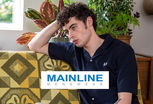 Up to 50% Off When You Purchase Selected Men's Swimwear at Mainline Menswear