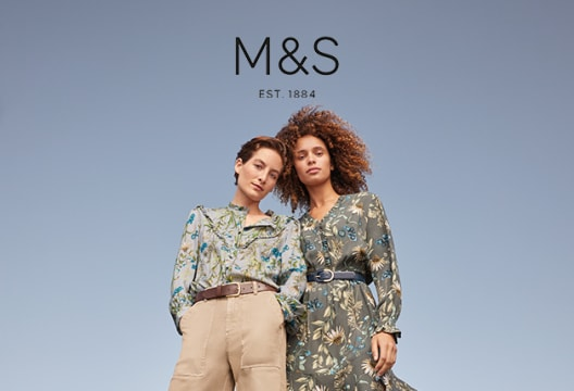 Go to Marks & Spencer for 10% Off Orders Over €50