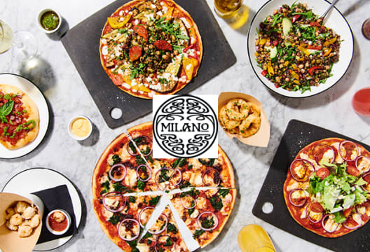 Check for Offers at your nearest Milano here!