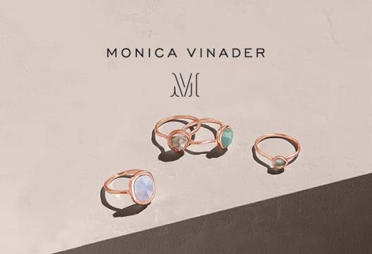 Shop Monica Vinader and Get Gifts Under €100