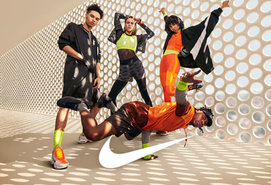 Shop the Nike Sale and Get 40% Off Purchases