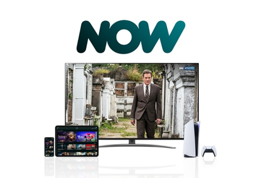 Purchase the NOW Cinema Package and Get 50% Off for 3 Months