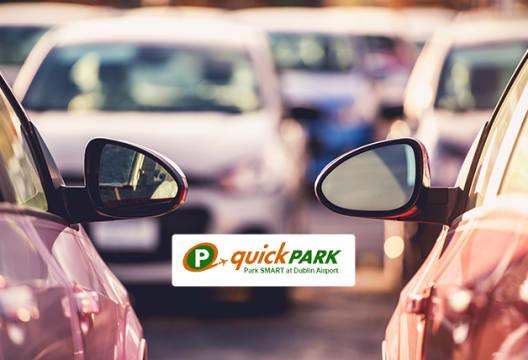 Get 10% Off Quickpark Bookings