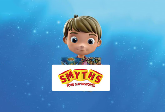 Browse at Smyths Toys and Receive up to 60% Off Selected Orders in the Clearance