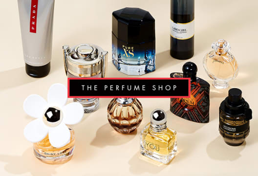 At The Perfume Shop Get 10% Off Your Favourite Brand