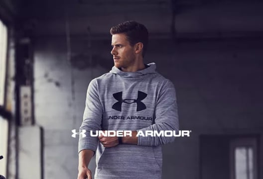 Receive  €50 Off Men's Trainers at Under Armour