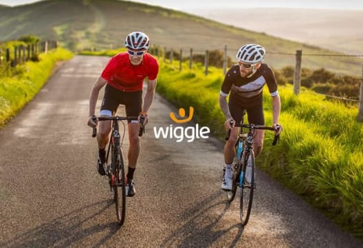 Up to 60% Off Sportswear in the Outlet Section at Wiggle